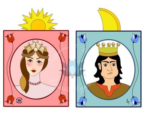 A csúnya királyfi és a szép királykisasszony
