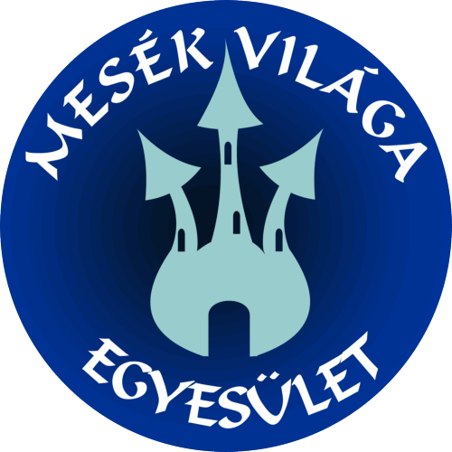 Mesék Világa Egyesület Logo